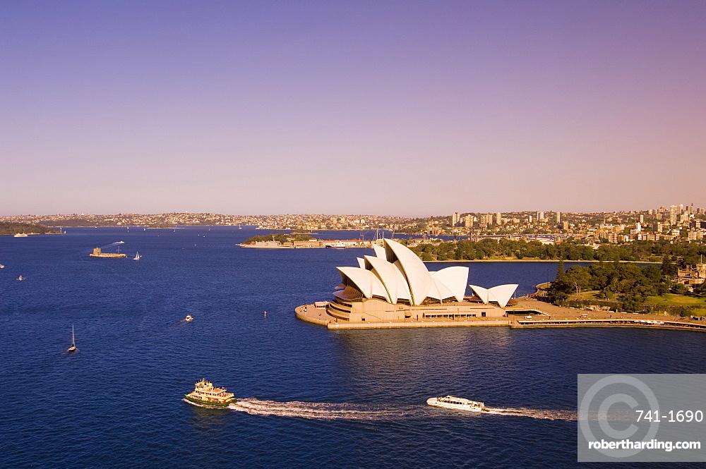 Opera House, Sydney, New South Wales, Australia, Pacific
