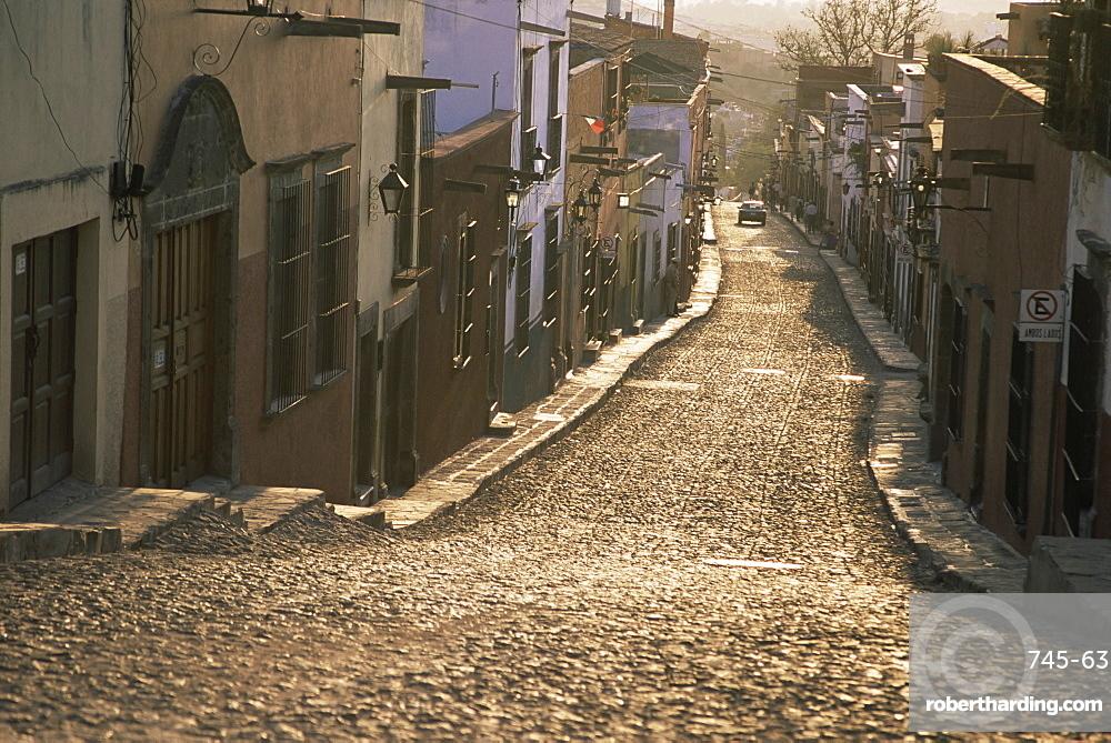 San Miguel de Allende, near Guanajuato, Mexico, North America
