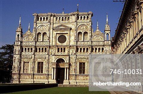 Certosa, Pavia, Lombardy, Italy