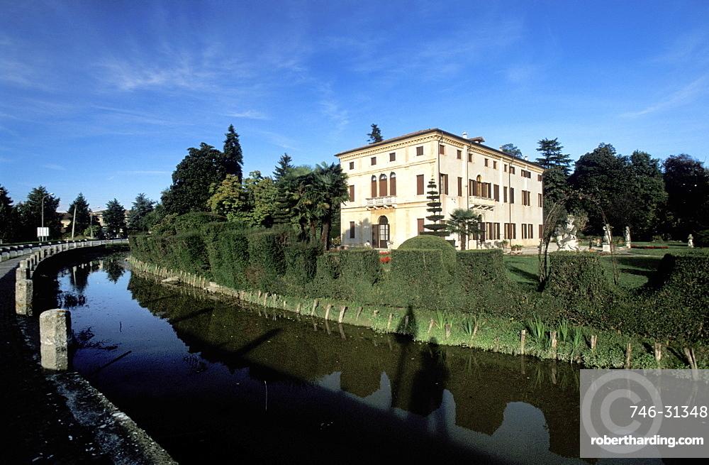 Villa Vollenborg, Loreggia, Veneto, Italy