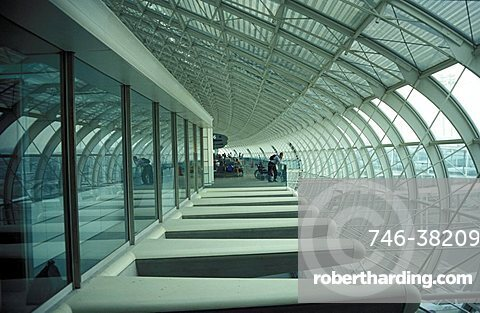 Charles de Gaulle international airport, Paris, France, Europe