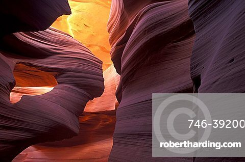 Antelope Canyon, Arizona, United States of America, North America