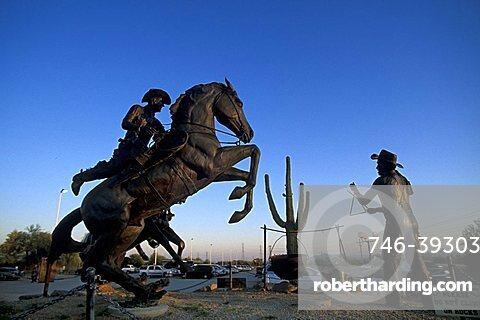 Rawhide Village, Arizona, United States of America, North America