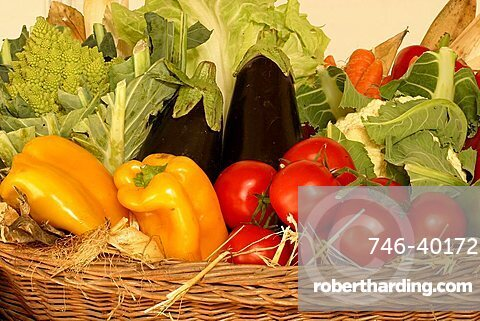 Vegetables, Italy