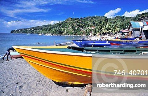 Beach, Grenada island, Caribbean, Central America