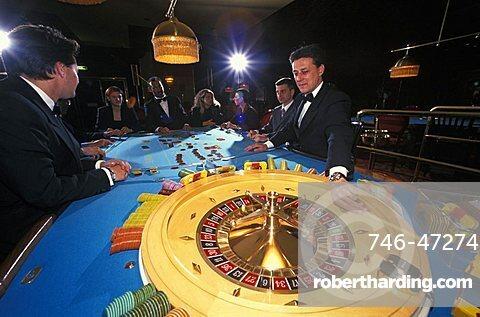 Casino, Saint Vincent, Valle d'Aosta, Italy