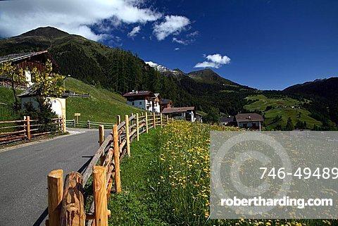 Proves, Alta Valle di Non, Trentino Alto Adige, Italy, Europe