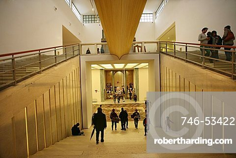 Triennale Design Museum, Modern Design Show, Milan, Lombardy, Italy