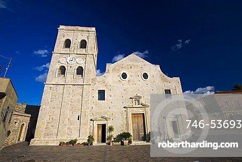 Duomo, Roccavaldina, Sicily, Italy