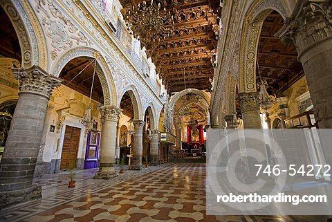 Duomo, Enna, Sicily, Italy