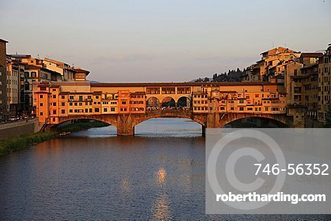 Ponte Vecchio, Florence,Tuscany,Italy