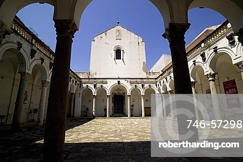 SS. Stefano and Agata Cathedral, Capua, Campania, Italy, Europe