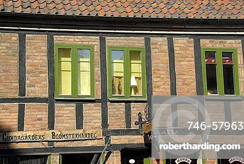 Foreshortening, Lund, Sweden, Scandinavia, Europe