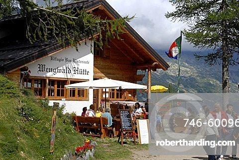 Macugnaga, Anzasca Valley, Ossola Valley, Verbania Province, Piedmont, Italy