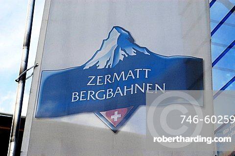 Zermatt, Kanton Wallis, Switzerland, Europe