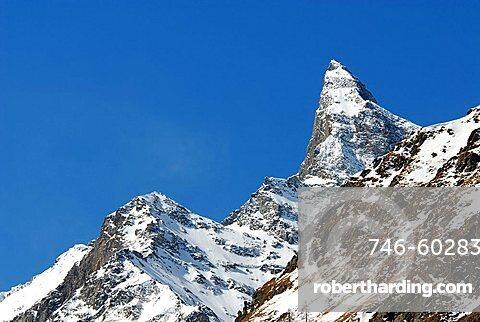 Gran Rousse, Rhemes Valley, Gran Paradiso national Park, Aosta Valley, Italy