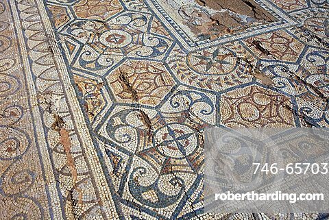 Nora, ruins of the ancient Pre Roman and Roman town, Sardinia, Italy, Europe