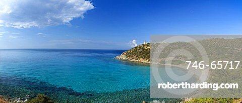 Quartu Sant'Elena beach, Sardinia, Italy, Europe