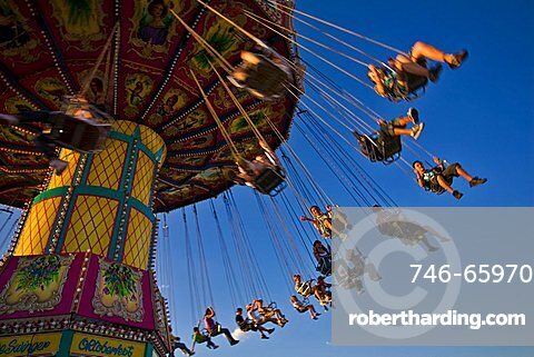 Luna park, Phoenix, Arizona, United States of America, North America