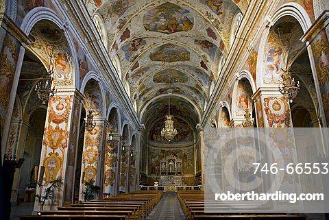 Santa Caterina d'Alessandria Church, Pedara, Catania, Sicily, Italy, Europe