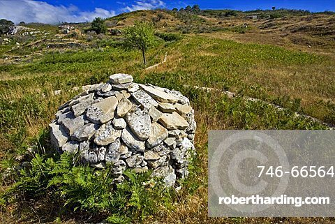 Tholos, Nebrodi mountains, Messina, Sicily, Italy, Europe