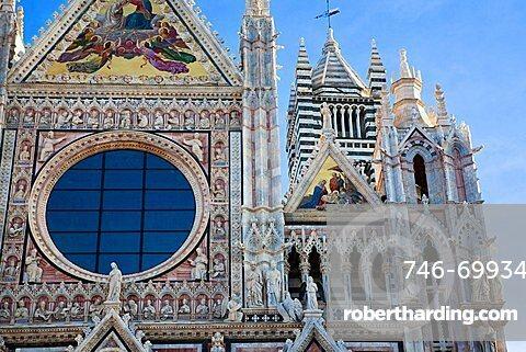 Duomo, Siena, Tuscany, Italy