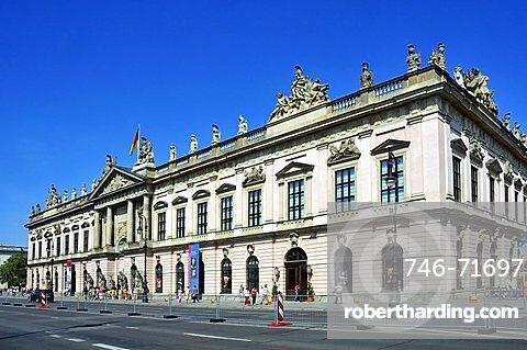 Zeughaus, Unter den Linden, Berlin-Mitte Quarter, Berlin, Germany, Europe