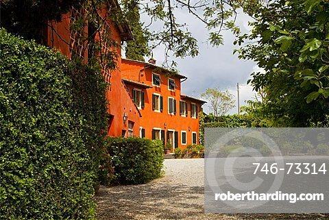 Casa di Annadora, Villa Grabau, San Pancrazio, Tuscany, Italy