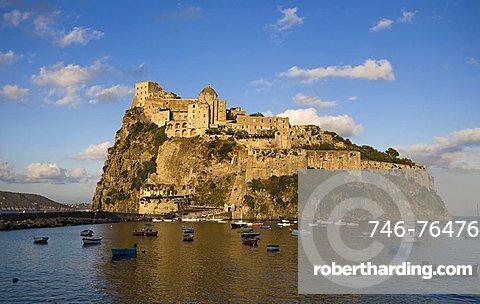Ischia island, Campania,Italy,Europe.