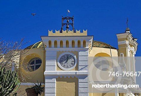 San Pietro church, Ischia Porto, Ischia island, Neaples, Campania, Italy, Europe
