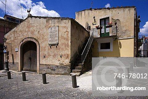 Bettola della Cavalleria Rusticana, Vizzini, Sicily, Italy