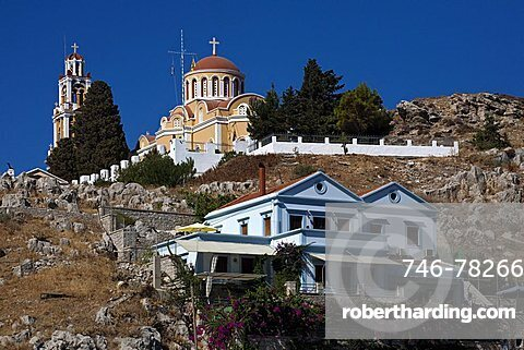 Symi, Dodecanese, Greek Islands, Greece, Europe
