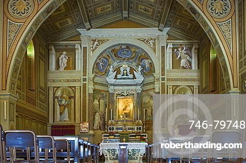 zuccarello sanctuary, nembro, italy