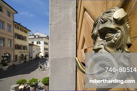 Mercantile Palace, Coat of Arms; Bolzano, Italy