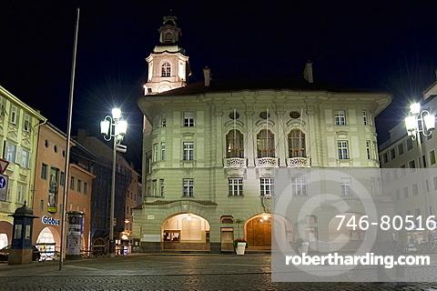 Town All Square, Bolzano, Trentino Alto Adige, Italy