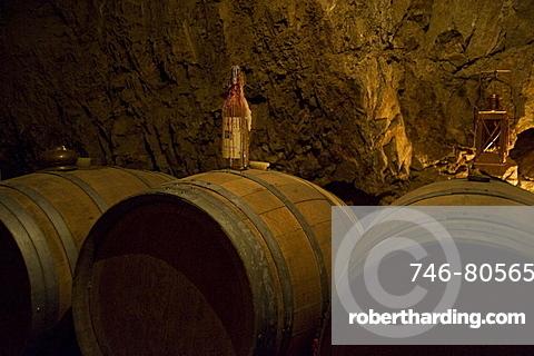 Abba 'e Murta Winery, Ogliastra, Sardinia, Italy