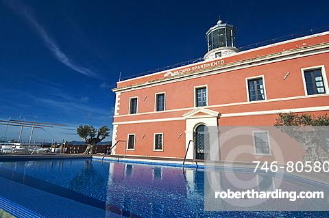 Hotel Capo Spartivento Lighthouse, Chia, Domus de Maria, Cagliari District, Sardinia, Italy;