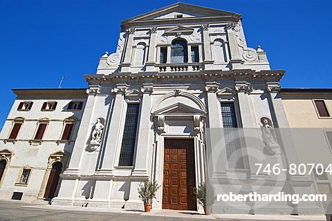 San Giorgio Church, Verona, Veneto, Italy, Europe