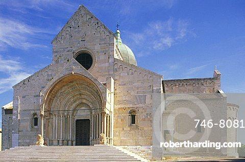 San Ciriaco cathedral, Ancona, Marche, Italy