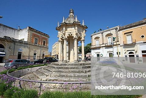 Osanna temple, Nardv=, Salentine Peninsula, Apulia, Italy