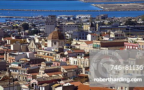 Cagliari,Sardinia,Italy,Europe.