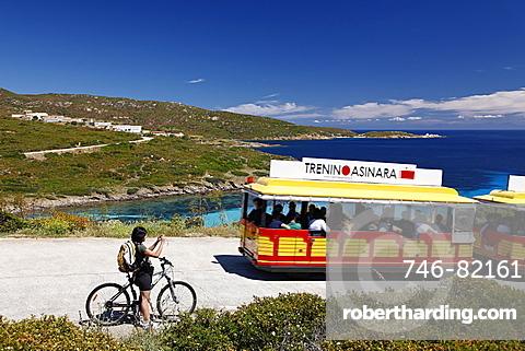 Cala d'Oliva, Asinara island, Porto Torres, Sardinia, Italy, Europe