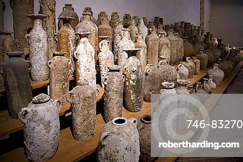 Museo Archeologico Baglio Anselmi, archeological museum, Marsala, Sicili, Italy, Europe