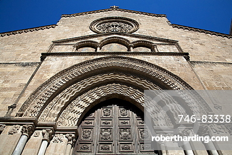 San Francesco church, Palermo, Sicily, Italy, europe