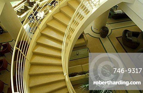 Reception, Tombolo Talasso Resort, Marina di Castagneto Carducci, Tuscany, Italy