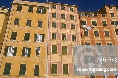 House, Camogli, Liguria, Italy