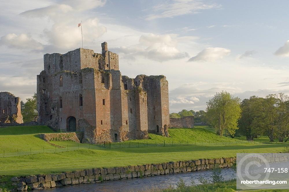 Brougham Castle, Eden Valley, Cumbria, England, United Kingdom, Europe