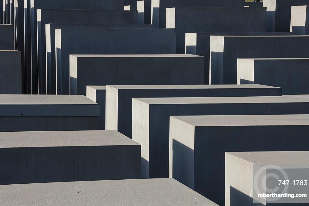 Holocaust Memorial to the Jews of Europe, Berlin, Germany, Europe
