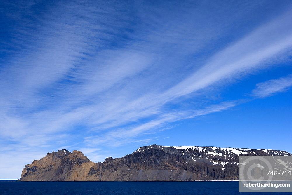 Deception Island, Drake Passage, Weddell Sea, Antarctic Peninsula, Antarctica, Polar Regions
