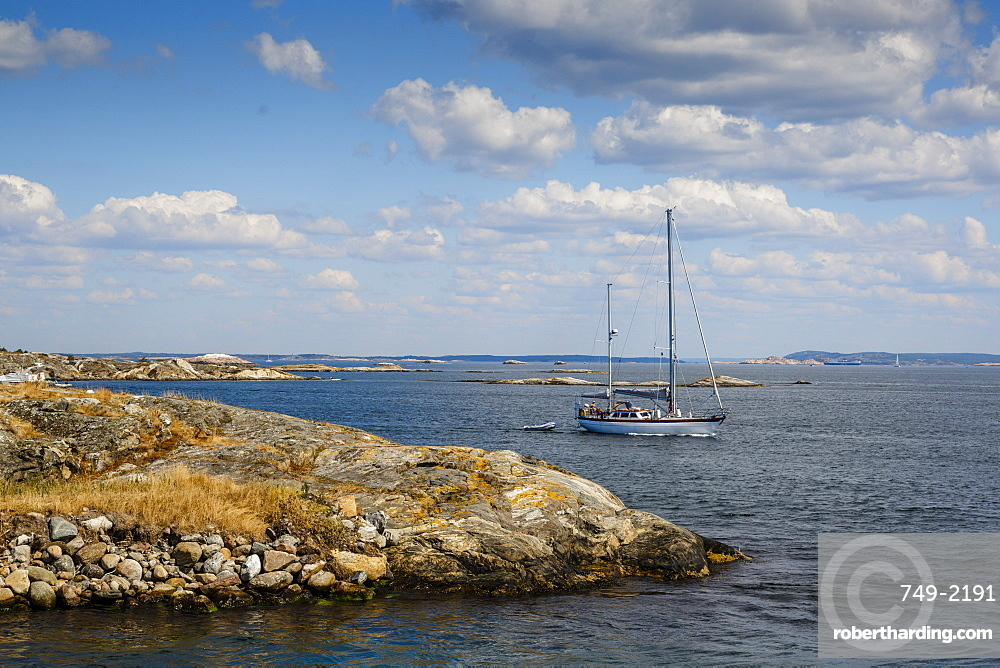 Koster Islands, Vastra Gotaland region, Sweden, Scandinavia, Europe